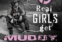 Muddy Women / It's important to have the necessary gear when heading into the field, we're here to help our huntresses do it right.