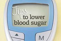 Diabetic help / Help to lower blood sugar.