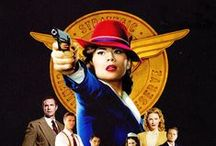 Peggy Carter / Marvel comic first agent of S.H.E.I.L.D