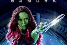 Gamora / Guardians of the Galaxy