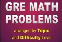GRE Math Preparation / GRE Math Preparation