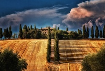 what you can see in Tuscany