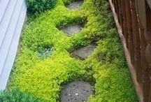 Sculptural Gardens / Ideas for the sculpture garden