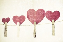 hearts / by ♥wingspan♥