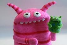 monsters, rar! / by ♥wingspan♥