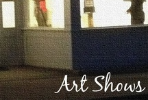 Art Shows / Some examples of places and spaces that my work has been displayed.
