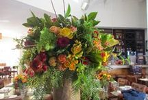Live & Dine LA / FIG, The Fairmont - Santa Monica / by La Petite Gardenia Floral Event Design