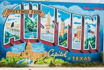 Straight Outta Austin / All the people, places and things that make Austin, Austin!