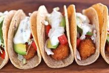 tacos, 'wiches, burgers / Lighter meals, sandwiches, tacos, lunches, etc.