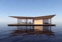 a floating world / houseboats that float, and other things aquatic