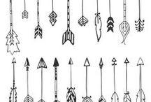 Aprender a Dibujar / Pequeños tutoriales o ejemplos para ayudar a que nuestra creatividad se encuentre con la pluma y logremos dibujar lindas cosillas. #Drawing #Dibujar #Dibujo #Tutorial