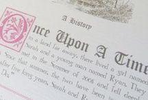 C-bean's Best Day! / Fairytale inspired wedding ideas