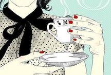 Ilustraciones ♡ / En este tablero encontraras sub tableros con Ilustradores Argentinos.  *Ricardo Liniers Siri es un ilustrador y artista Argentino. Creador de Olga, Madariaga, Enriqueta,  *Gabi Rubi