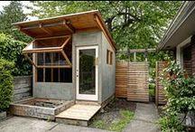 House ideas / Cool ideas for my art studio