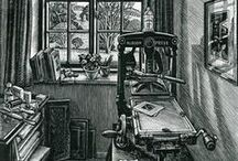 Woodcuts / Inspirational woodcuts and wood engravings