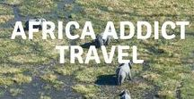 Africa Addict Travel / Travel in Africa - anything from African travel, people, safari and wildlife to adventure, heritage, road-tripping and slow travel. If you're addicted to Africa, you'll love this board.