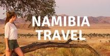 Namibia travel / Namibia is a diverse country in southern Africa, offering everything from wildlife safaris and deserts to heritage architecture, fascinating cultures like the San and the Himba, and adrenalin activities. This is where to find places like the Fish River Canyon, the red dunes of Sossusvlei and Dead Vlei, Swakopmund, Etosha National Park, the Skeleton Coast, and lots more.