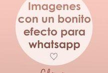 Imagenes Mágicas para Whatsapp ♡ / Mira la magia cuando envie alguna de estas imagenes a tus contactos ya sea por whatsapp o Facebook