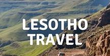 Lesotho travel / Lesotho, known as the Mountain Kingdom or Kingdom in the Sky, presents a wealth of mountains and valleys, rivers and passes with spectacular views. Explore its beauty and discover lots of things to do in this country of the Basotho. Discover places like Thaba Bosiu, Malalea, Semonkong and Sani Pass.