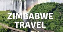 Zimbabwe Travel / Zimbabwe, a landlocked country in southern Africa, is famous for its dramatic landscapes and wildlife safaris. See the Great Zimbabwe Ruins, visit Victoria Falls on the Zambezi River, go white-water rafting and bungee-jumping. Explore Matusadona National Park, Hwange National Park and Mana Pools National Parks to see big game like elephants and hippos, or stay on a houseboat on Lake Kariba and go fishing on Lake Kariba.