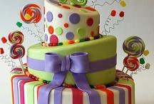 torte per bambini....cakes for children....torta para niños... / by Marce Pellegrini