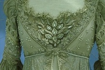Vintage Gowns and Clothes Design! / These are cool, old/ancient gowns