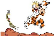 Calvin and Hobbes/ Bacon and Hobbes Design