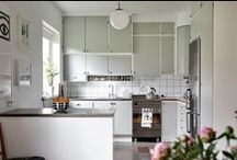 Kitchen Interior /