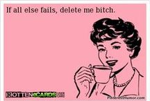Funny Ecards / by Pinterest Humor