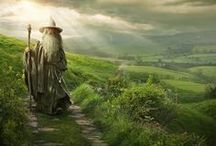 The Lord of the Rings and The Hobbit Design / For The Lord of the Rings and The Hobbit movies and books