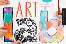 For Kids: Art for Kids / Did you know? March is Youth Art Month, so check out some of these resources to appeal to the budding artist in your home.