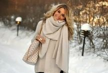 WEATHER THE STORM / Winter/Fall Women's Fasion and Style