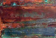 tła - tekstury II