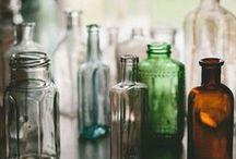buteleczki - szkło