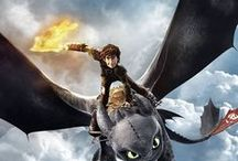 How to Train Your Dragon Design