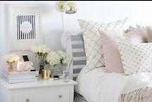 Bedroom decor / Ideas for my bedroom