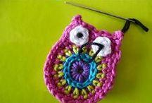 Crochet, ideas and tutorials.