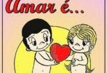 Amar é... / Álbum de Figurinhas Amar é... Love is...