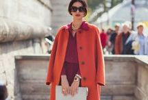 FALL COLOR COMBOS / The best color combos to try for Fall 2015