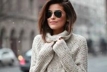 SWEATER WEATHER / How to style your favorite sweaters for Winter
