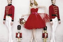 NUTCRACKER BALLET / Fashion inspired by the Season's holiday tradition