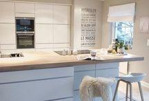 Kitchen ideas / O našom novom bytíku...