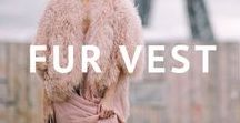 #LOVEGM | Fur Vests