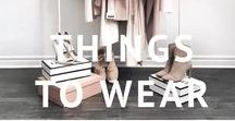 #LOVEGM | Things To Wear / www.goodnightmacaroon.co