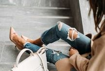 DISTRESSED STYLE / Distressed Fashion Trends and Style