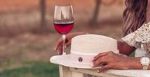 RELAX IT'S WINE TIME / Wine Tasting Ideas, Fashion for Wine Tasting Events