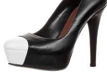 Style - Escarpins bout bicolore