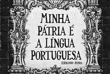 Textos / Frases e textos no português em forma de imagem. / by Cláudia Back
