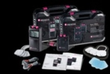 Mystim's e-stim devices / This is the groundwork - in digital und analogue. Our stimulator kits come with everything you need wrapped right up in a pretty little suitcase. So you don't ever have to leave them behind.