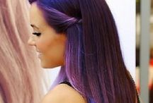 Hair color & cut / Styles and colors I like c